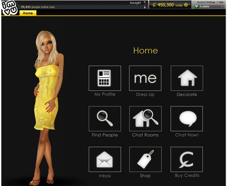 Enter THE world of IMVU: www.freeimvucreditsnow.com/2014/12/what-is-imvu.html